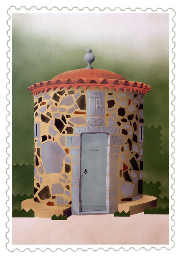 segell-estafeta